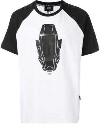 Class Roberto Cavalli graphic motif T-shirt