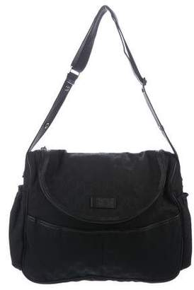 Gucci Original GG Diaper Bag