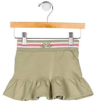 Gucci Girls' Peplum Mini Skirt Girls' Peplum Mini Skirt