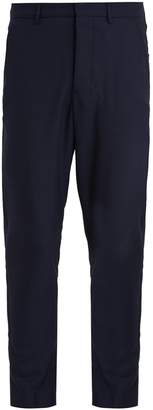 Ami Slim-leg wool trousers
