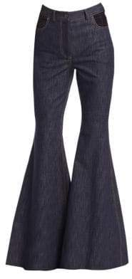 Rosie Assoulin Flared Jeans