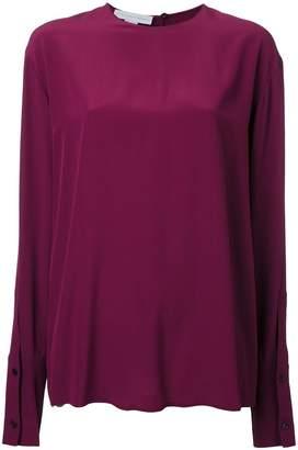 Stella McCartney ruched back blouse