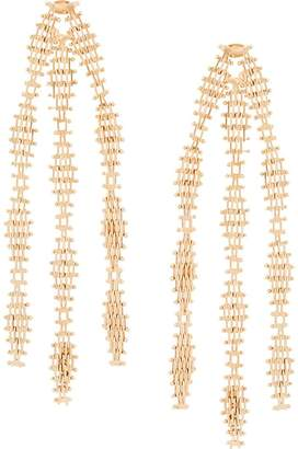 Rosantica waterfall earrings