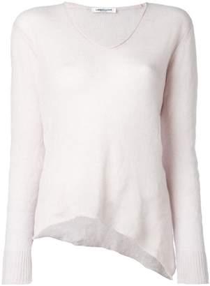 Lamberto Losani V-neck knitted blouse