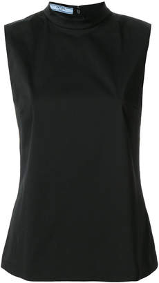 Prada sleeveless top