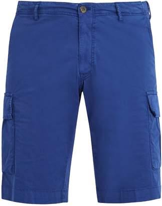 J.w.brine J.W. BRINE Free Key stretch-cotton cargo shorts