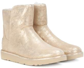 UGG Abree Mini Stardust ankle boots
