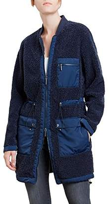 Kenneth Cole Women's Sherpa Jacket