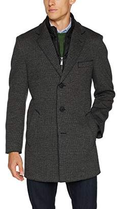 Bugatti Men's 823128-84452 Coat,(Size: 25)