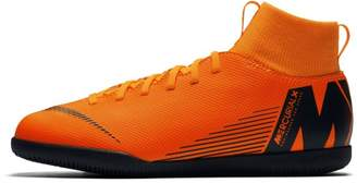 Nike Jr. MercurialX Superfly VI Club IC Younger/Older Kids'Indoor/Court Football Shoe