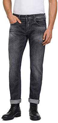 Replay Men's Grover Straight Jeans,W30/L30