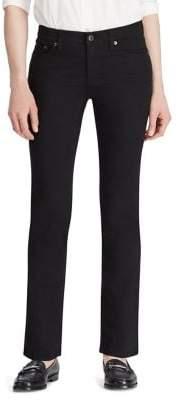 Lauren Ralph Lauren Modern Straight Curvy Jeans