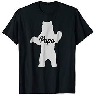 Mens Papa Bear Hug T-Shirt