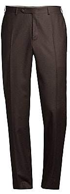 Canali Men's Modern-Fit Wool Trousers