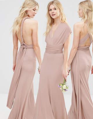 TFNC Petite Petite WEDDING Multiway Maxi Dress