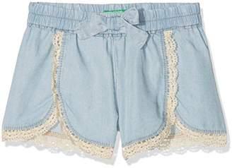 Benetton Girl's Short,(Manufacturer Size: XX)