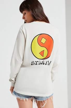 Stussy SK8 Yin + Yang Long Sleeve Tee
