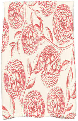 Laurèl Foundry Modern Farmhouse Jud Antique Flowers Hand Towel
