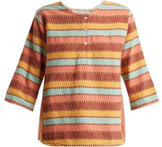 Ace&Jig Ariel Cotton Top - Womens - Multi