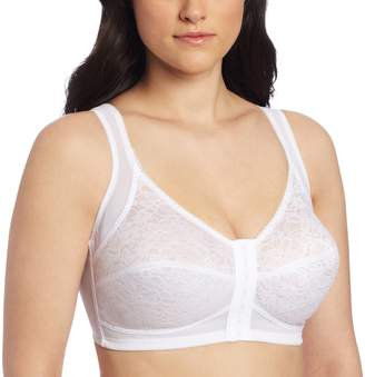 Carnival Womens Front Close Posture Bra