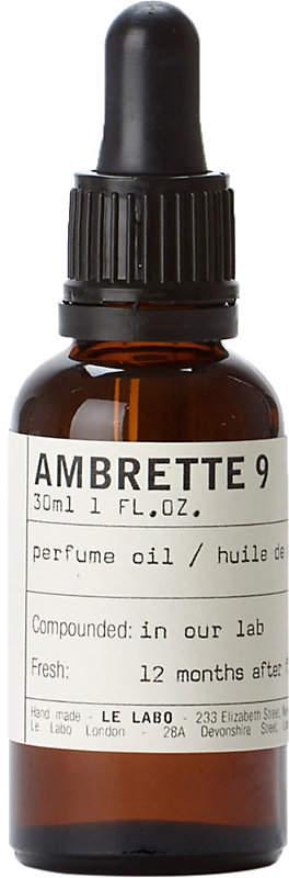 LE LABO Ambrette 9 Perfume Oil 30ml