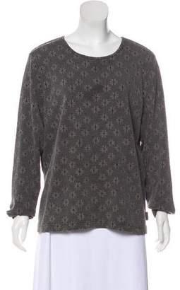 Woolrich Textured Long Sleeve Top