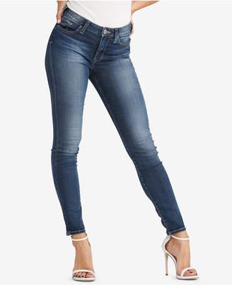 Silver Jeans Co. Bleeker Mid-Rise Jeggings