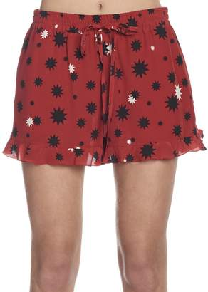 RED Valentino 'stelle Ombre' Shorts