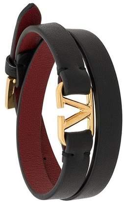 Valentino Go logo bracelet
