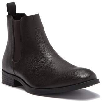 Calvin Klein Carter Tumbled Leather Chelsea Boot