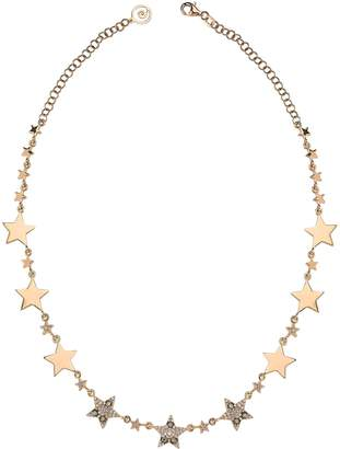 Bee Goddess Sirius Star Light Diamond Necklace