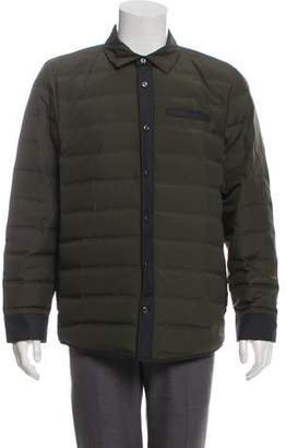 Victorinox Quilted Down Jacket w/ Tags