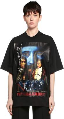 Y/Project Y Project Oversized Printed Cotton Jersey T-Shirt
