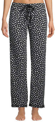 PJ Salvage Give Love Print Pajama Pants