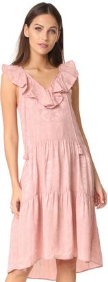 Whistles Stephanie Ruffle Dress $319 thestylecure.com