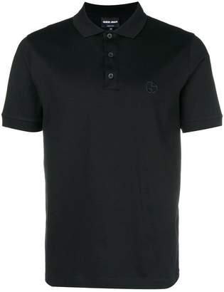 Giorgio Armani regular fit polo shirt