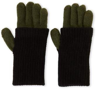 Steve Madden Color Block E-Z Tap Gloves