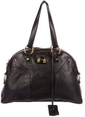 Saint Laurent Muse Leather Bag