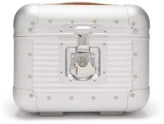 Fabbrica Pelletterie Milano - Bank Vanity Case - Womens - Silver
