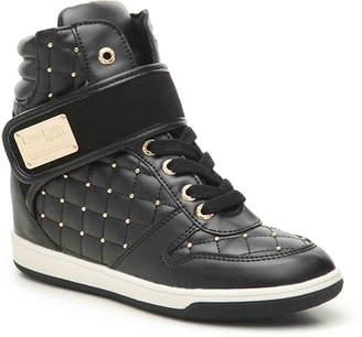 Bebe Cadyna Wedge Sneaker - Women's