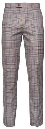 Paisley & Gray Downing Plaid Slim Fit Pants