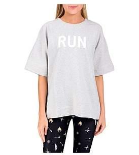 Running Bare Varsity Blues Short Sleeve Pullover