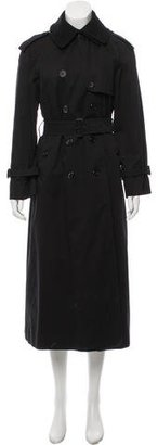 Burberry Double-Breasted Trench Coat $330 thestylecure.com
