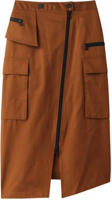 Aula (アウラ) - アウラ ポケットストレートスカート