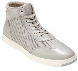 Women's Cole Haan Grandpro High Top Sneaker $150 thestylecure.com