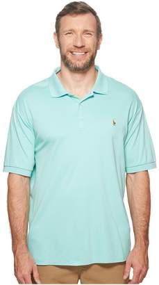 Polo Ralph Lauren Big Tall Pima Polo Short Sleeve Knit Men's Clothing