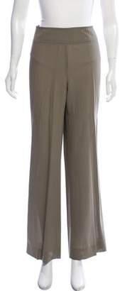 Akris Punto High-Rise Wide-Leg Pants