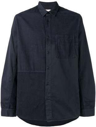 Folk patchwork shirt