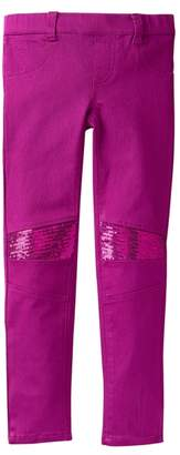 Crazy 8 Sparkle Moto Jeggings