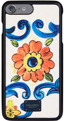 Dolce & Gabbana Baroque iPhone 7/8 Plus Case